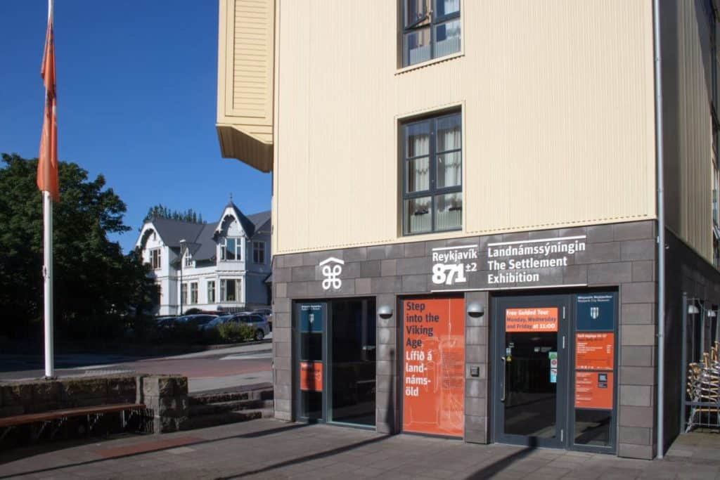 The Settlement Exhibition, Reykjavik