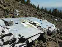 Humphreys Peak B-24 Wreckage, Flagstaff