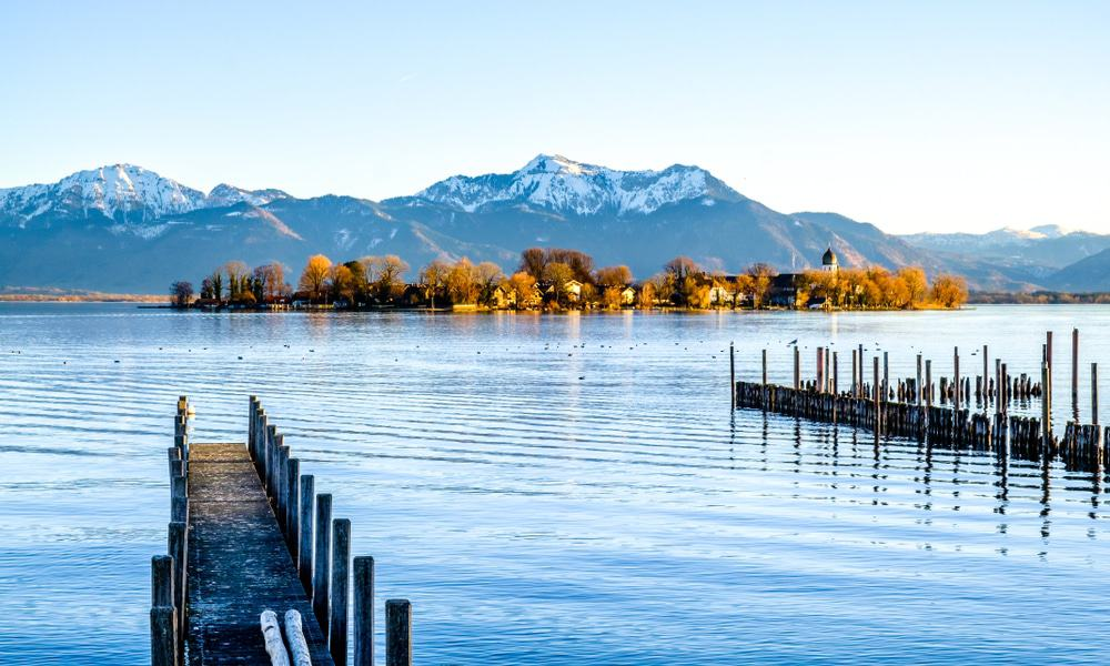Chiemsee Lake, Germany