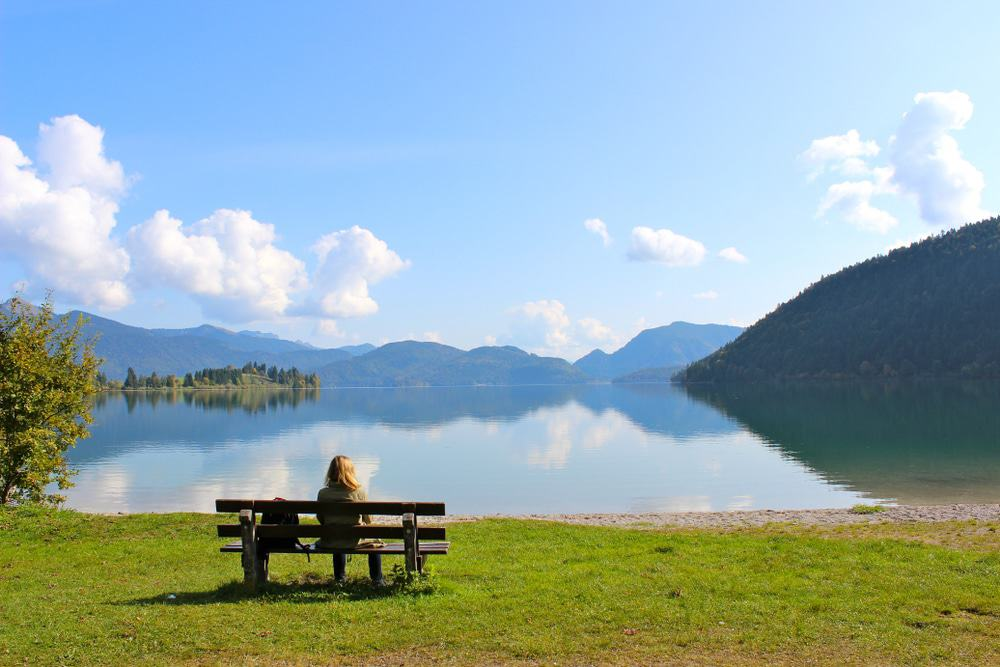 Walchensee, Germany