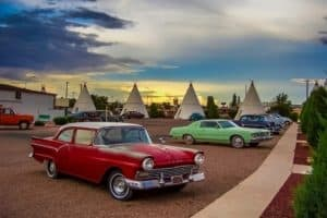 The Wigwam Village #6, Holbrook