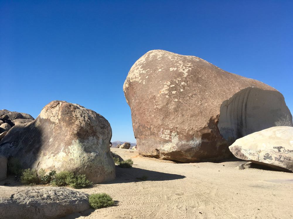 Giant Rock In Landers