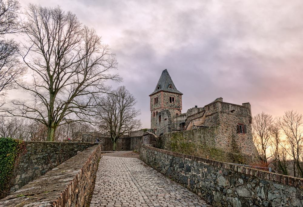 Frankenstein Castle, Germany
