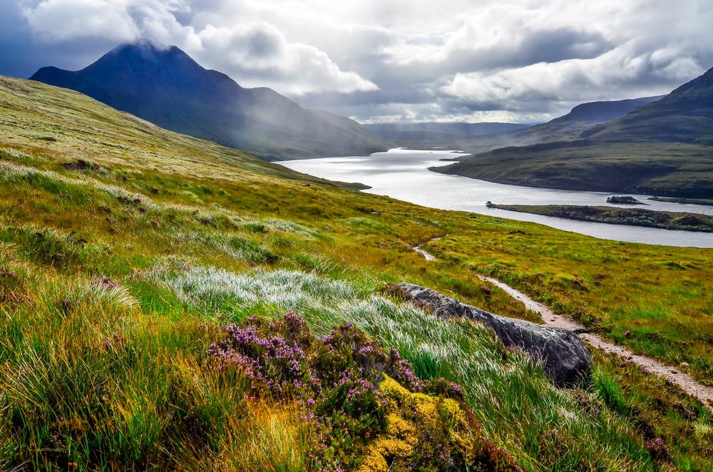 The Northern Highlands, Scotland