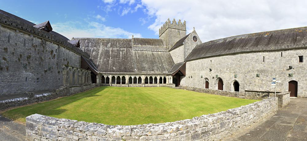 Holy Cross Abbey, Tipperary