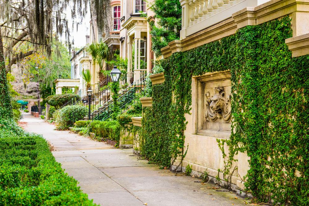 Historic District, Savannah