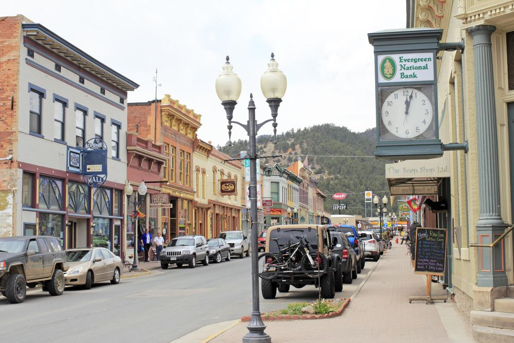 Idaho Springs, Colorado