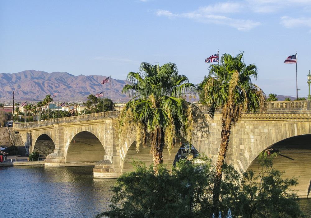 London Bridge, Lake Havasu
