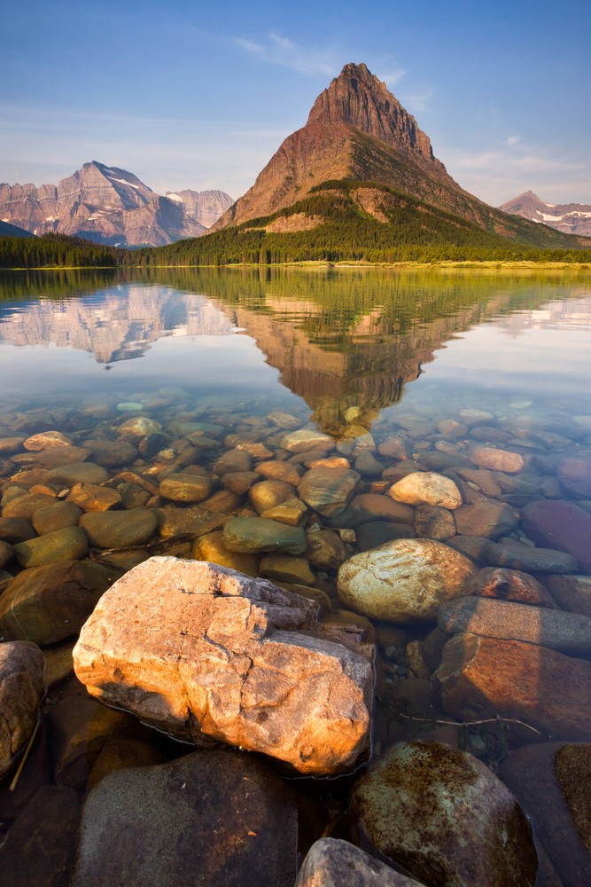 Swiftcurrent Lake, Montana