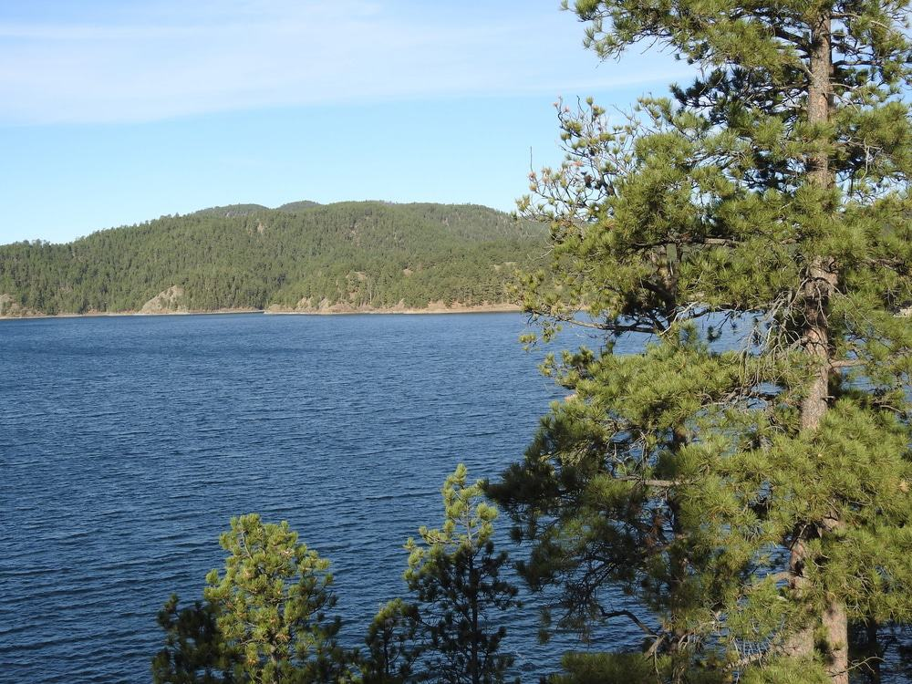 Pactola Lake, South Dakota