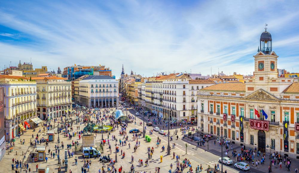 Where To Stay In Madrid Neighborhoods Area Guide The