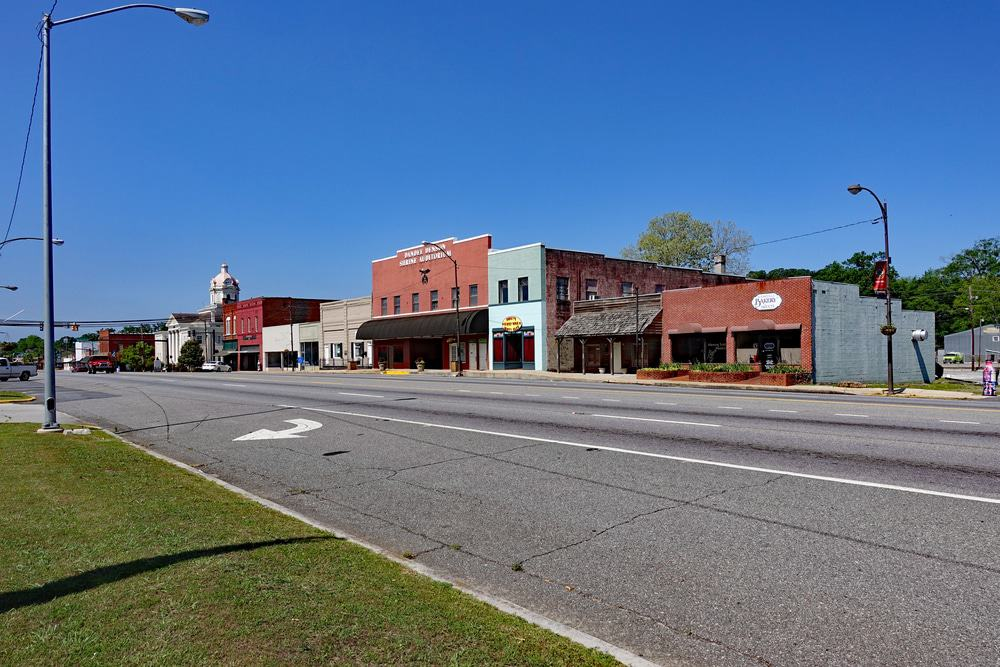 Summerville, Georgia