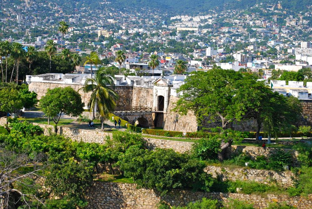 Fort of San Diego, Acapulco