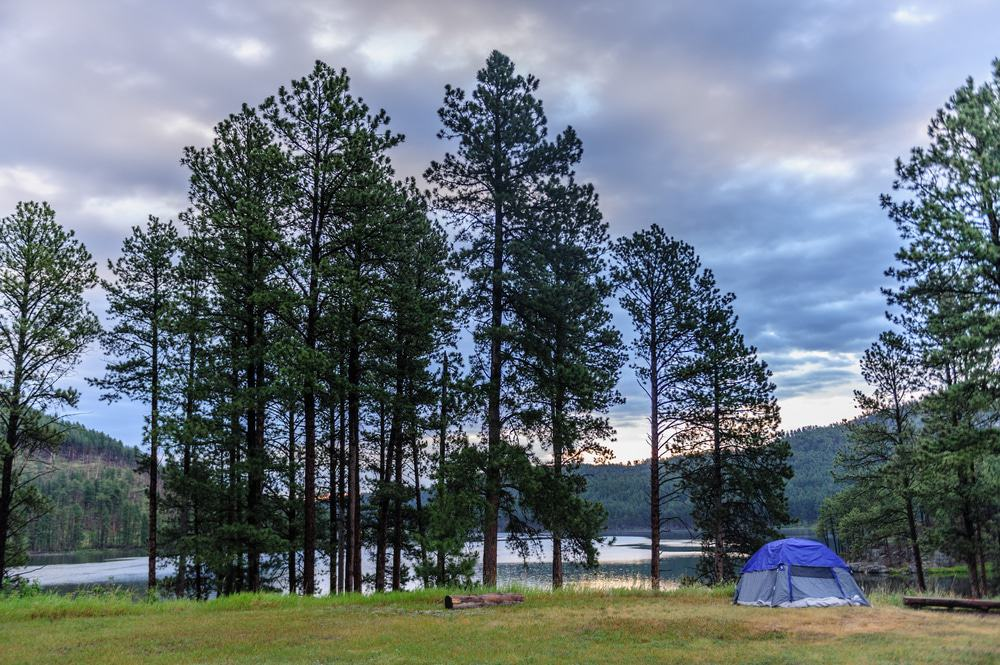 Sheridan Lake, South Dakota