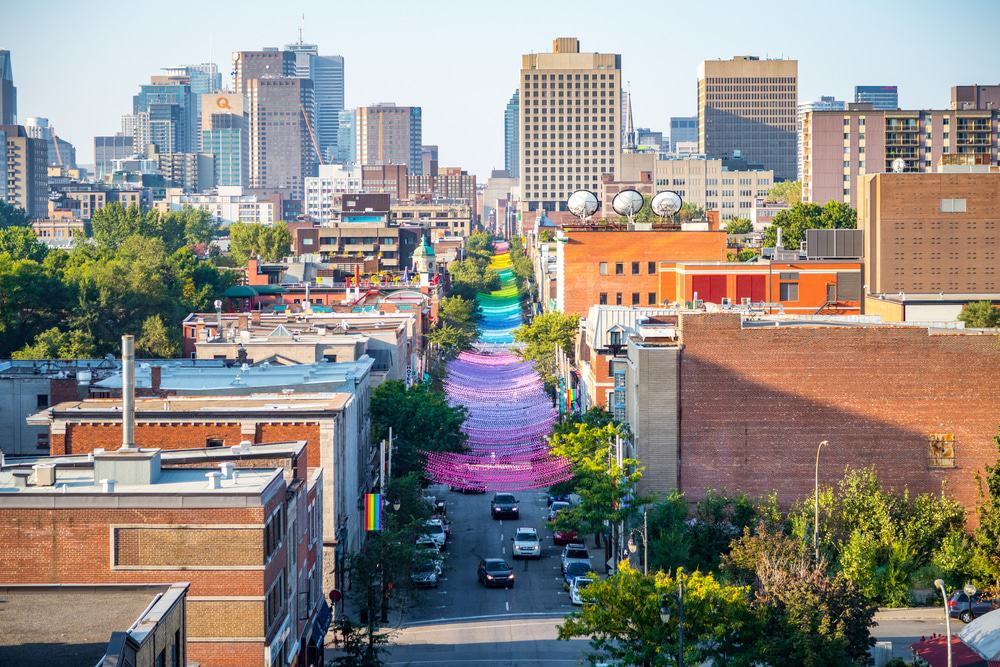 Gay Village, Montreal
