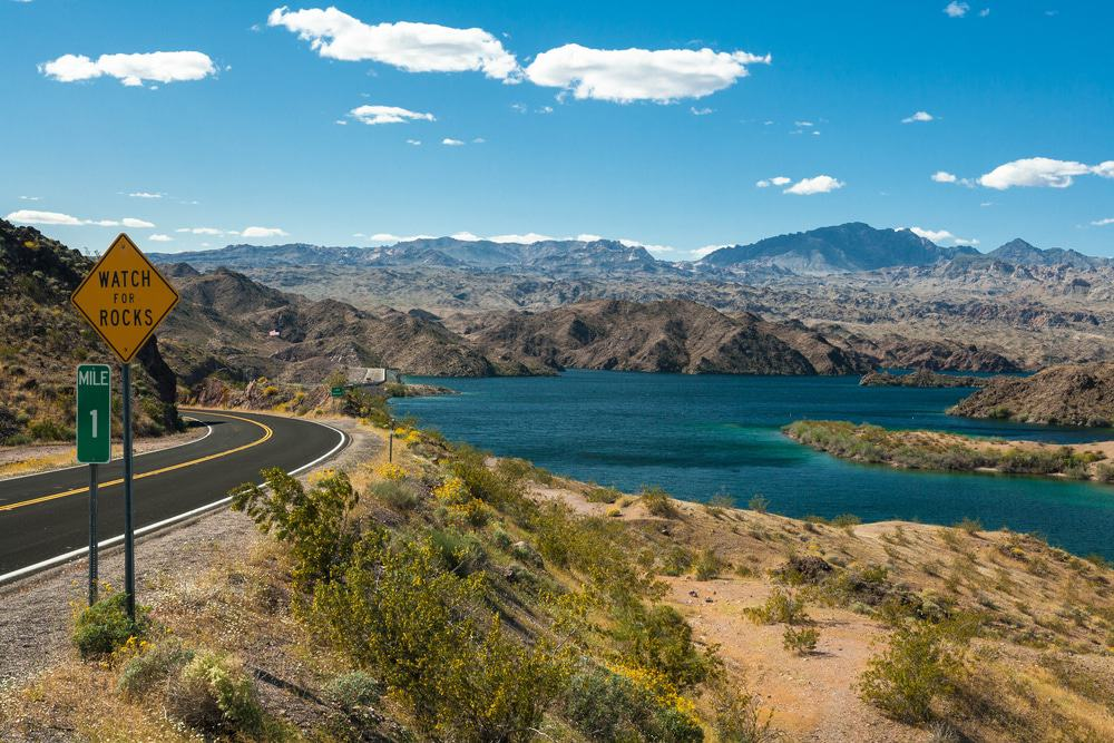 Lake Mead National Recreational Area, Arizona
