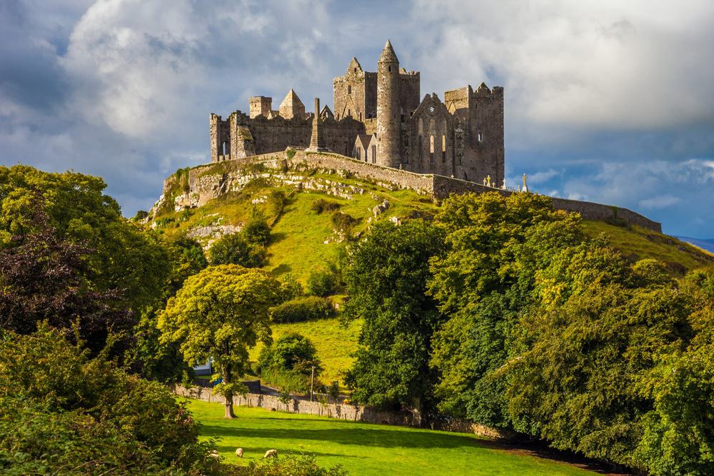 Find the Best Touring Caravan Sites in Cashel, Co. Tipperary