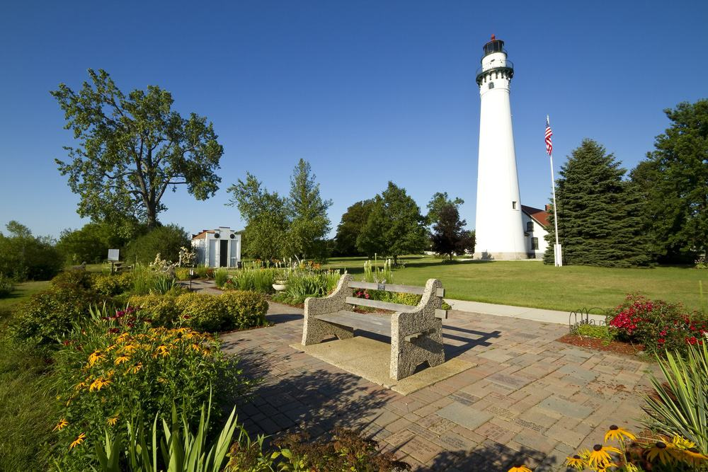 Wind Point Lighthouse, Racine