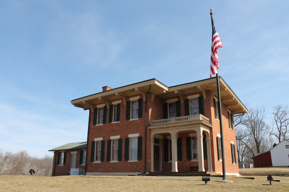 Ulysses S Grant Home State Historic Site