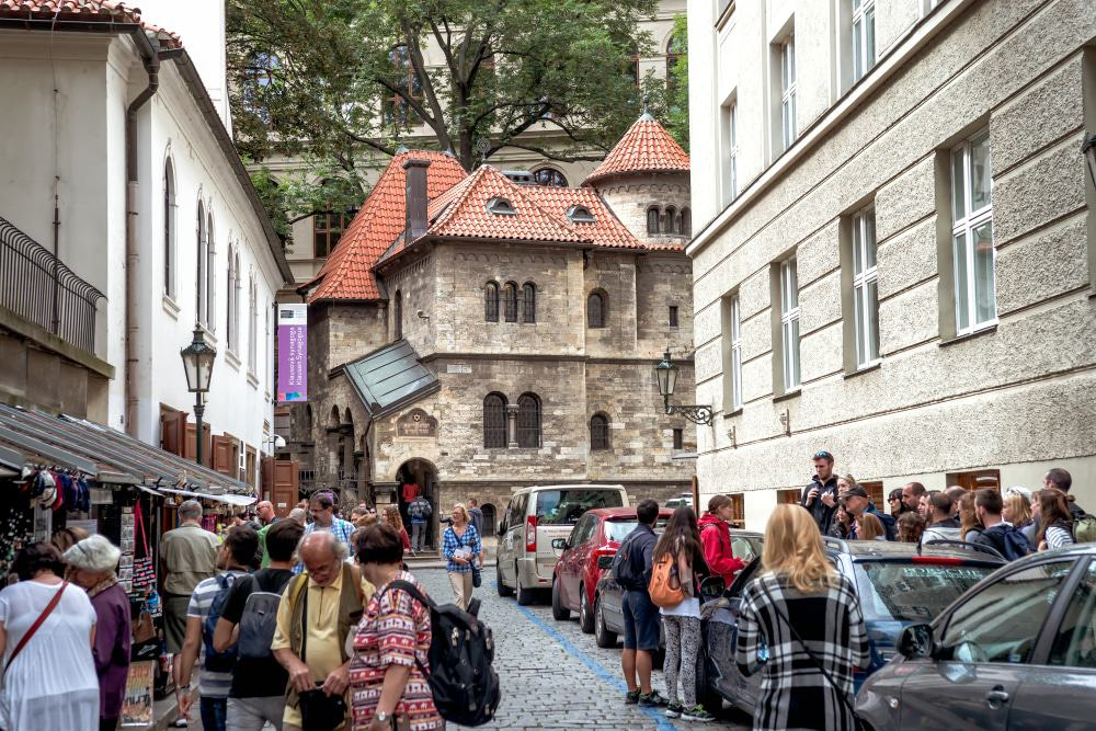 Jewish Ghetto, Prague