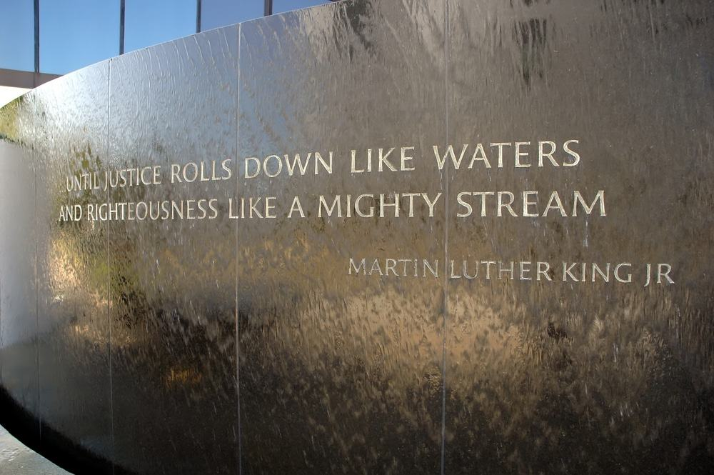 Civil Rights Memorial, Montgomery