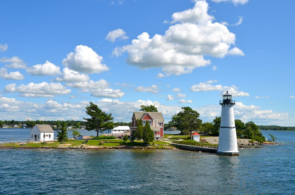 Thousand Islands, New York State