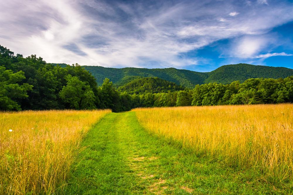 Cade's Cove, Great Smoky Mountains National Park, Tennessee