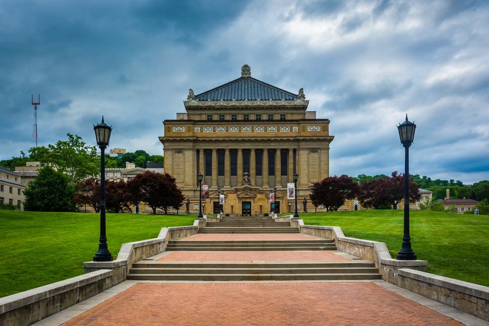 Soldiers and Sailors Memorial Hall and Museum, Pittsburgh