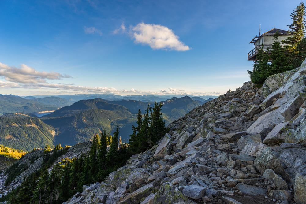 Granite Mountain, Washington