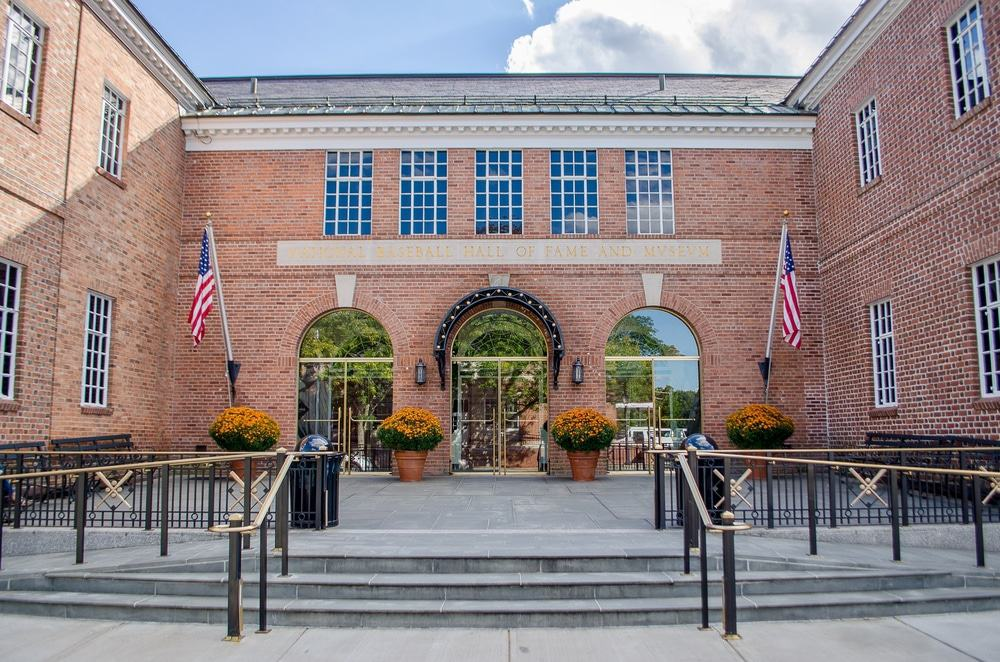 National Baseball Hall of Fame and Museum, Cooperstown