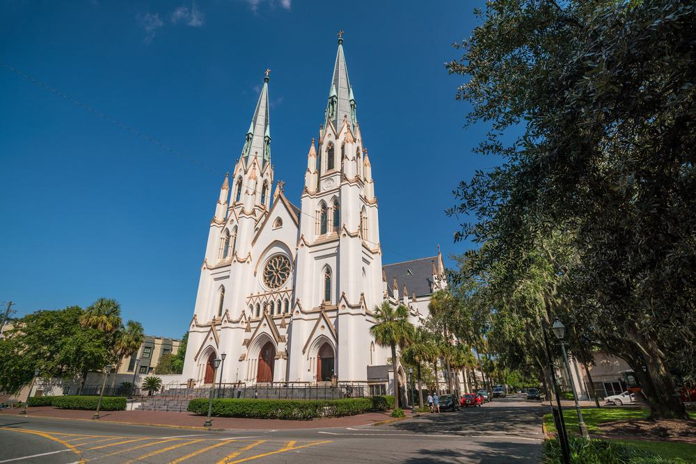 Cathedral of St John the Baptist, Savannah