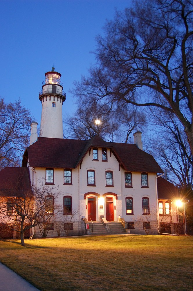 Grosse Pointe Lighthouse