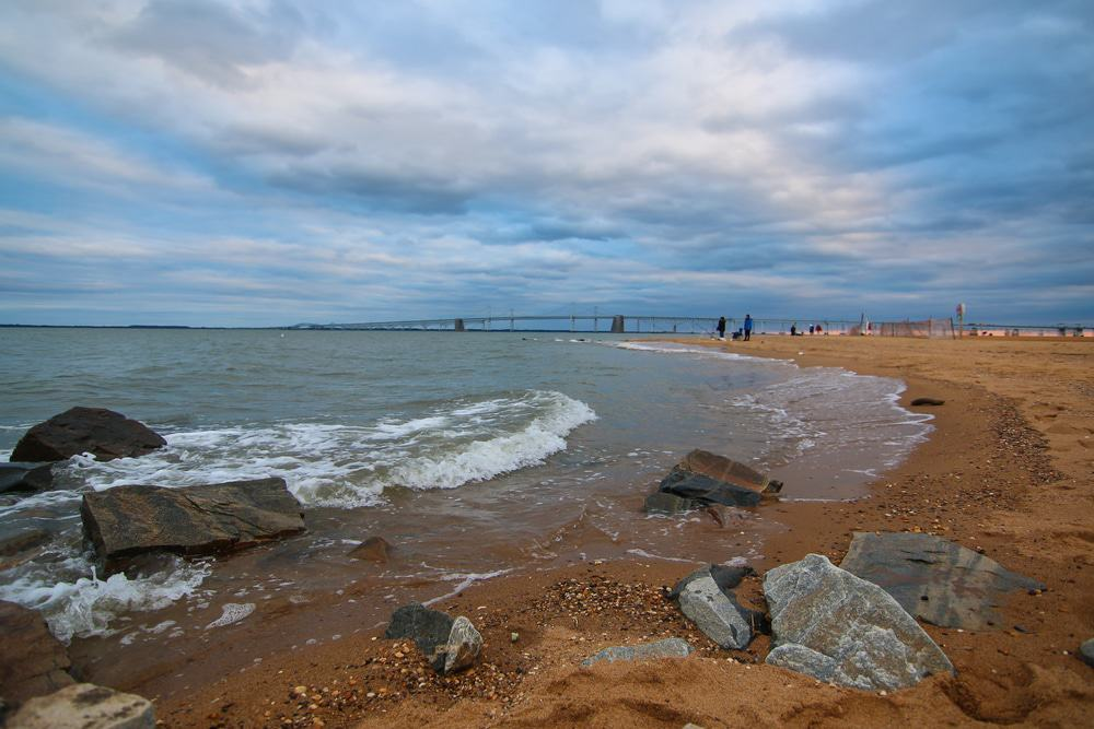 Sandy Point State Park, Maryland