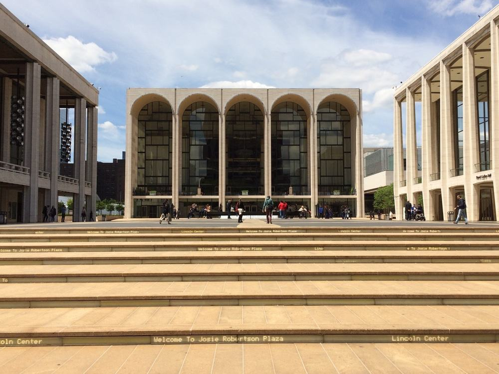 The Lincoln Centre, New York