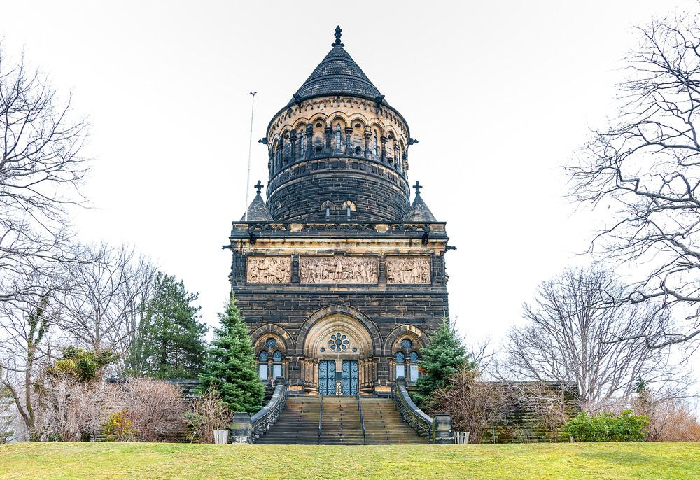 Lake View Cemetery, Cleveland
