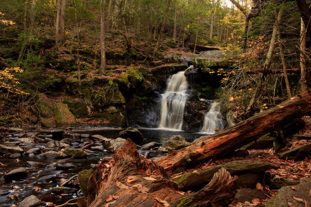 Enders Falls State Park