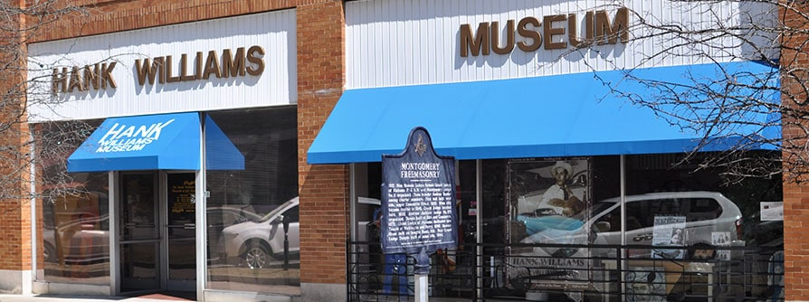 Hank Williams Museum, Montgomery