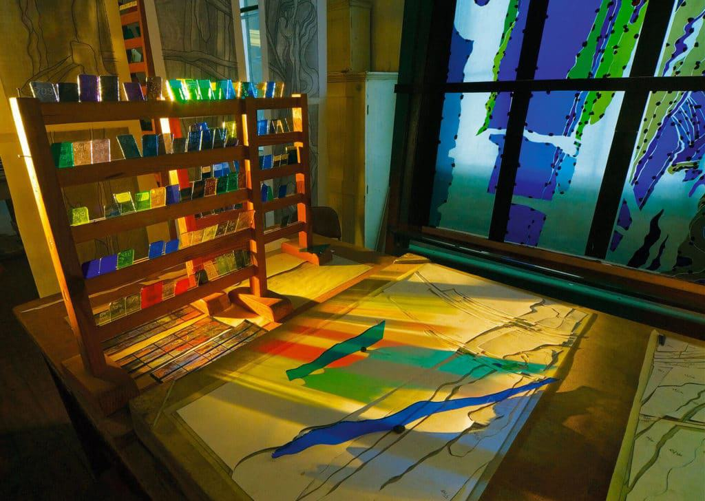 Stained Glass Workshop And Museum