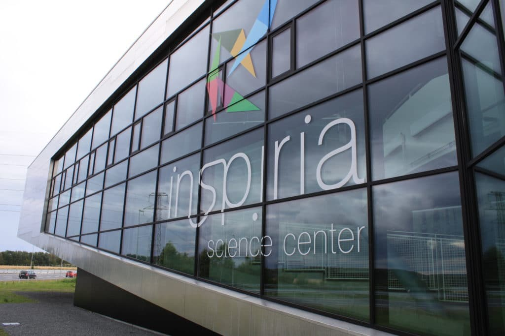 INSPIRIA Science Centre