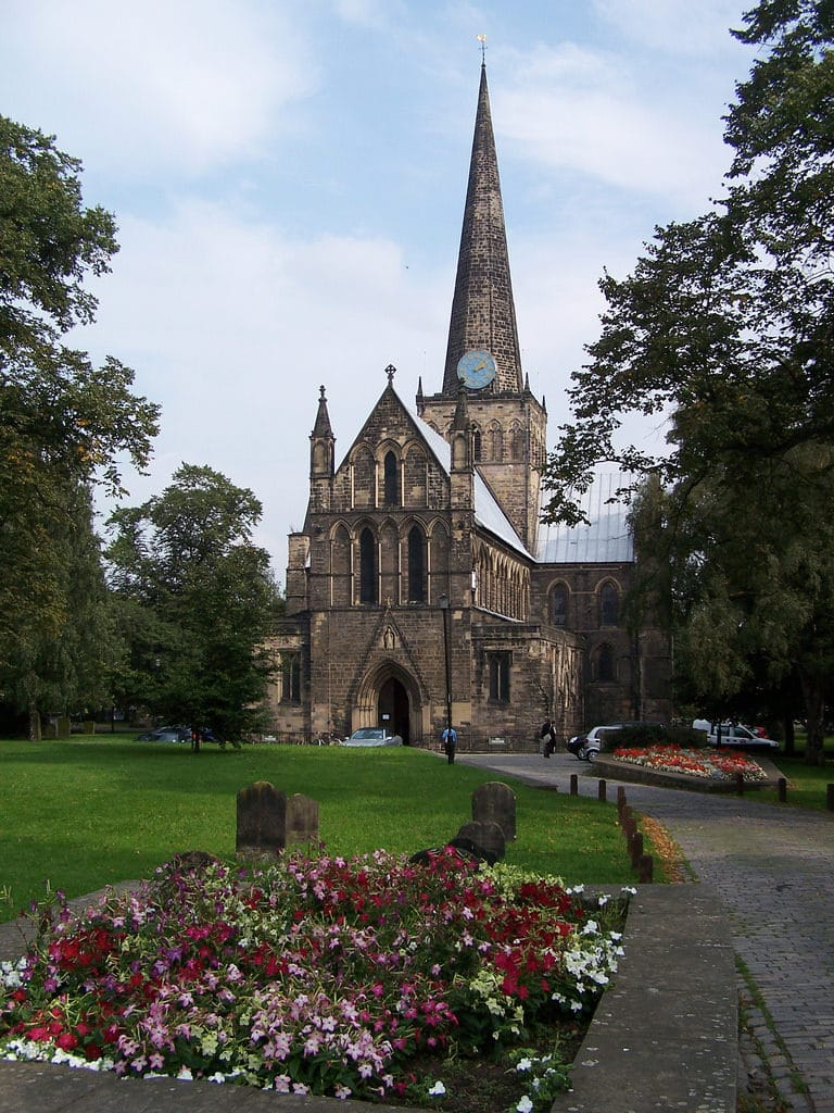 St Cuthbert's Church, Darlington