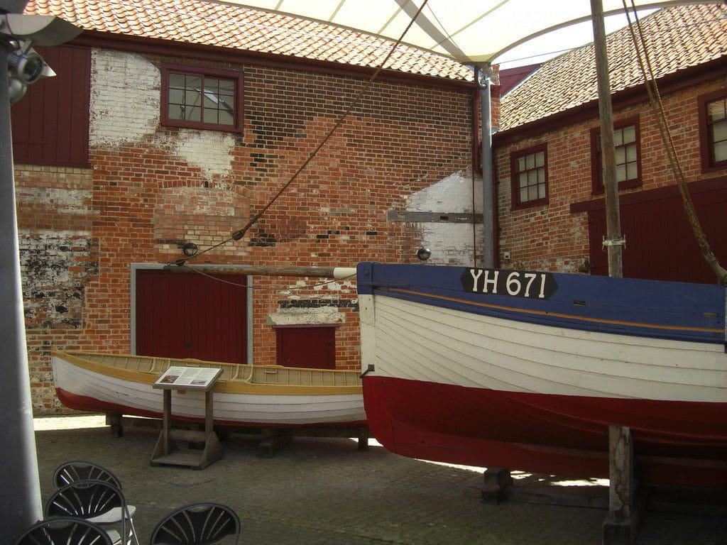 Time and Tide Museum