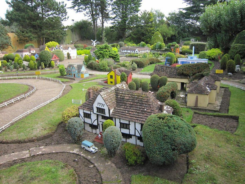 Skegness Model Village