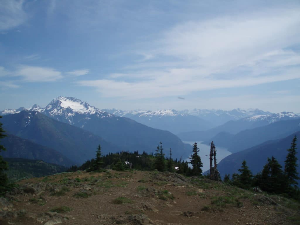 Desolation Peak Trail