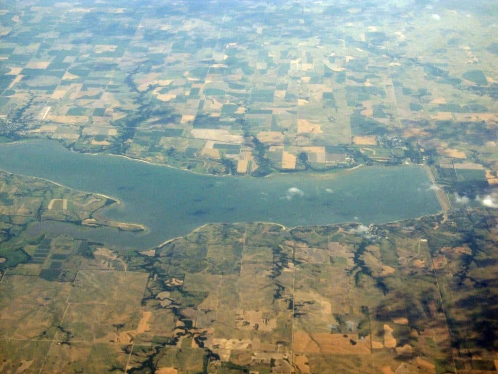 Harlan County Reservoir