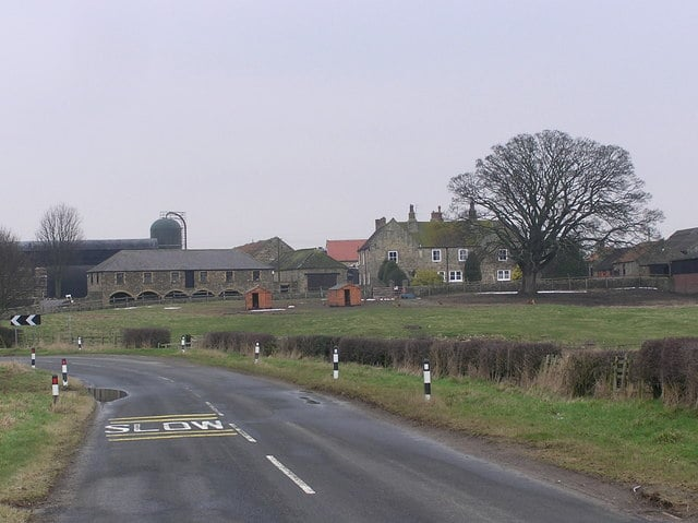 Ulnaby Hall Farm