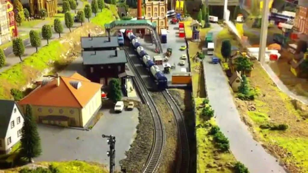 Old Town Model Train Centre