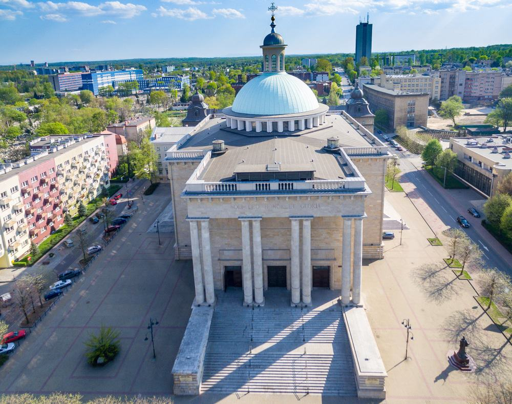 Cathedral of Christ the King, Katowice