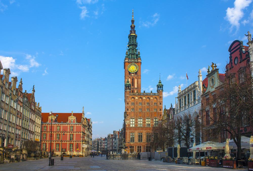 Main Town Hall, Gdansk