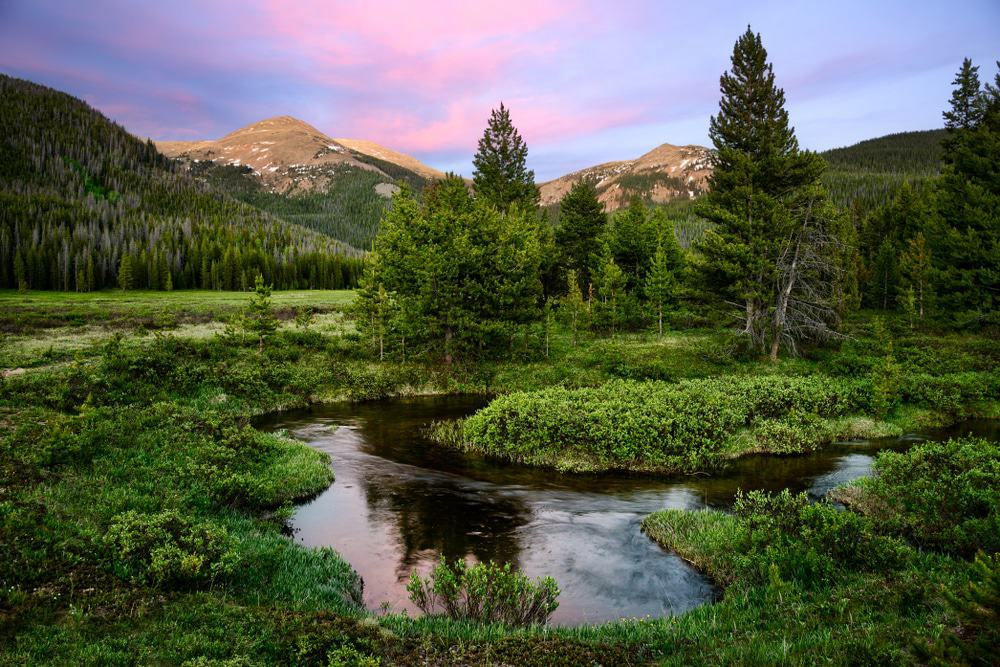 Indian Peaks Wilderness Area