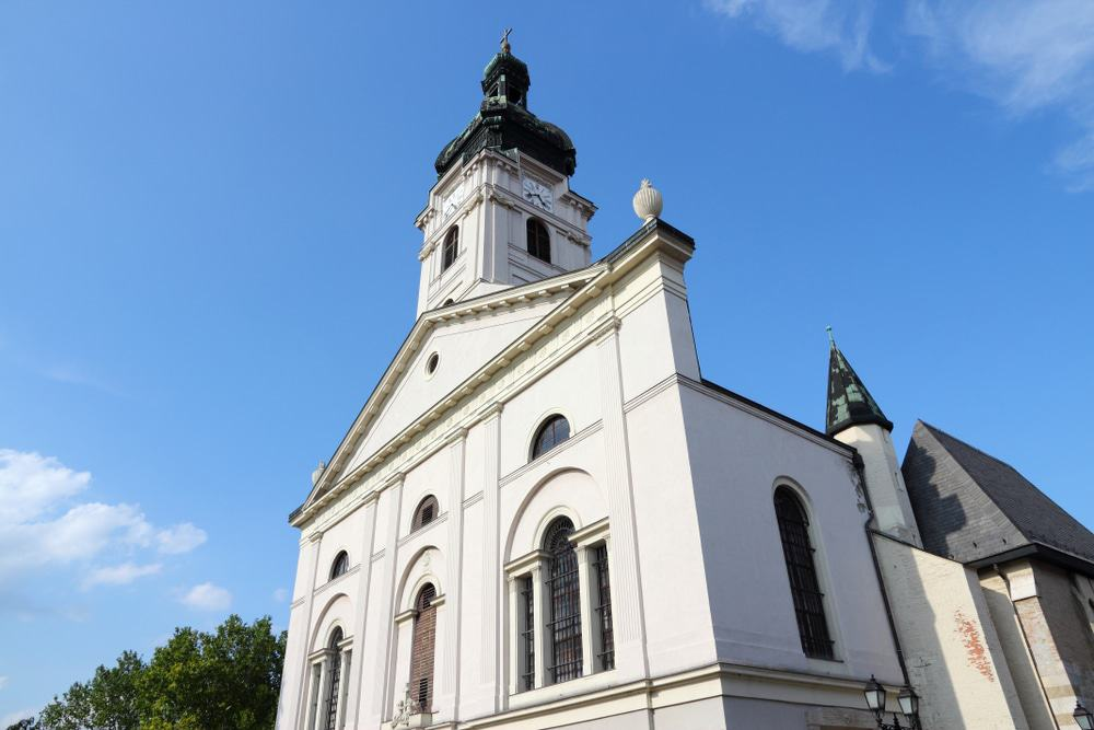 Cathedral Basilica of the Assumption of Our Lady, Gyor